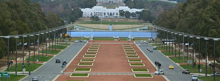 Picture of Parliament House in Canberra to reflect the podcast about whether govt gets the right advice